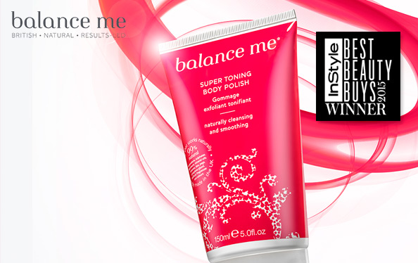 balanceMe Super Toning Body Polish
