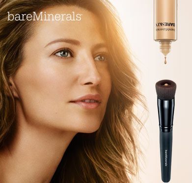 bareMinerals bareSkin Serum Foundation