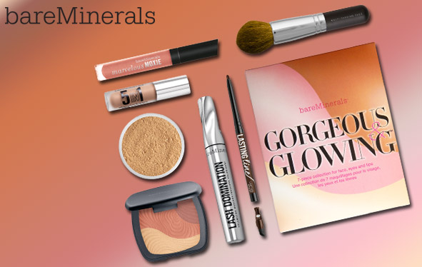 bareMinerals Gorgeous & Glowing