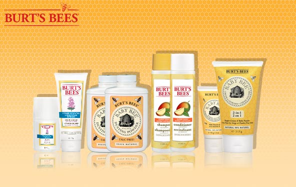 Burt's Bees Duos and Doubles