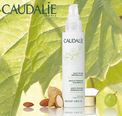 Caudalie Cleansing Oil
