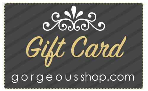 Gorgeous Shop Gift Card