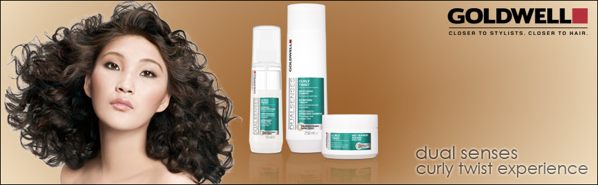 Goldwell Dual Senses Curly Twist Range