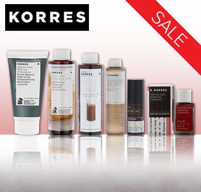 KORRES Flash Sale
