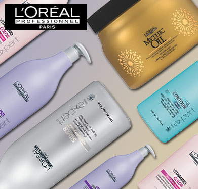 L'Oreal Professionel Supersizes