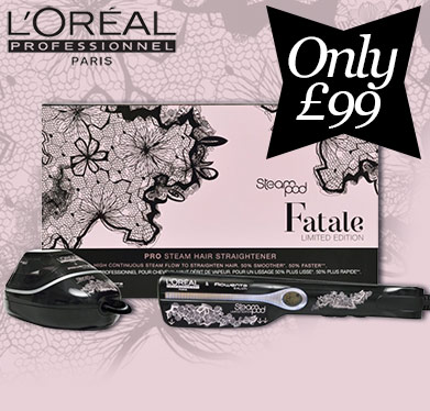 Steampod Fatale Limited Edition