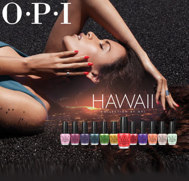 Hawaii by OPI