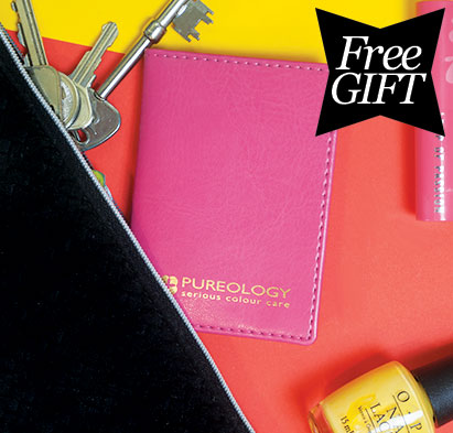 Pureology Card Holder