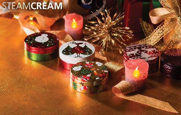 SteamCream Christmas