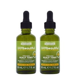 BAMbeautiful Intensive Scalp Tonic 50ml Double