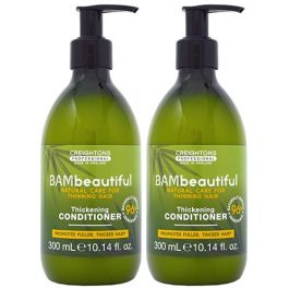 BAMbeautiful Thickening Conditioner 300ml Double
