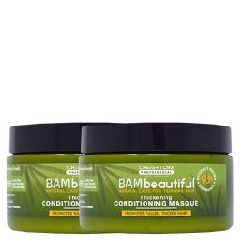 BAMbeautiful Thickening Conditioning Masque 300ml Double