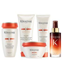 Kérastase Nutritive Ultimate Nourishing Pack for Dry Fine Hair