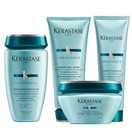 Kérastase Resistance Force Architecte Complete Strengthening Pack for Damaged Hair