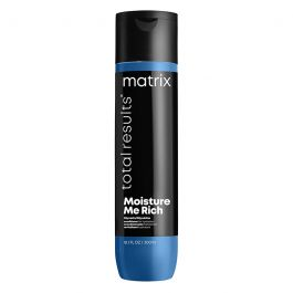 Matrix Total Results Moisture Me Rich Conditioner for Dry Hair 300ml