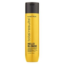 Matrix Total Results Hello Blondie Shampoo to Protect all Blonde Hair Types 300ml