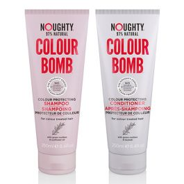 NOUGHTY Colour Bomb Shampoo 250ml and Conditioner 250ml Duo