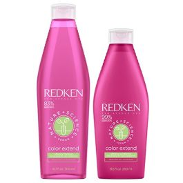 Redken Nature + Science Color Extend Shampoo 300ml Conditioner 250ml Duo
