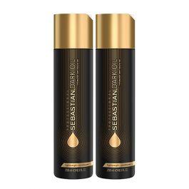 Sebastian Professional Dark Oil Lightweight Conditioner 250ml Double
