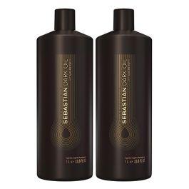 Sebastian Professional Dark Oil Lightweight Shampoo 1000ml Double
