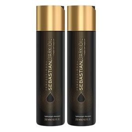 Sebastian Professional Dark Oil Lightweight Shampoo 250ml Double