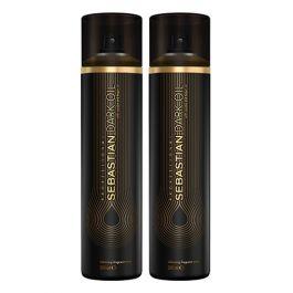 Sebastian Professional Dark Oil Silkening Fragrant Mist 200ml Double