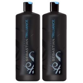 Sebastian Professional Trilliance Shampoo 1000ml Double