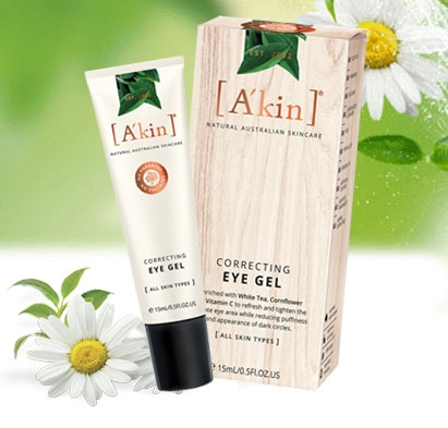 Akin New Correcting Eye Gel