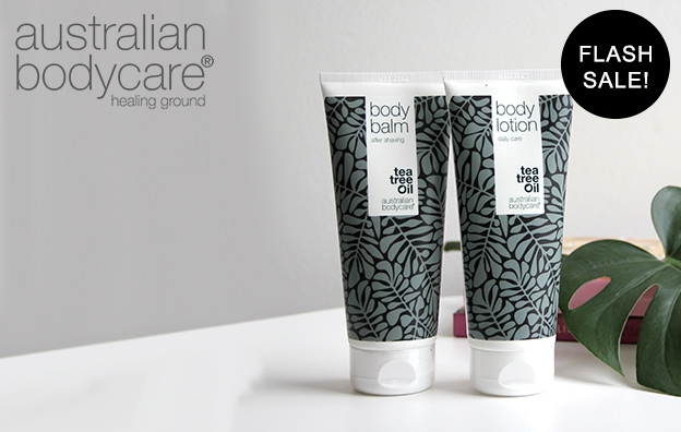 Australian Bodycare Flash Sale