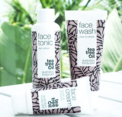 Australian Bodycare Face Care Range