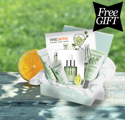 Caudalie Vineactiv Free Discovery Gift