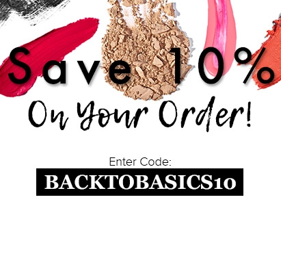 Save 10% on Your Order!