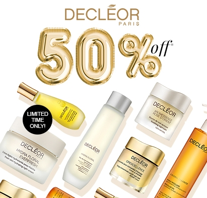 Decleor Save 50% Off