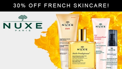 NUXE French Skincare Sale