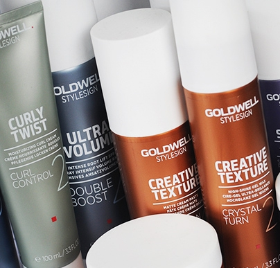 Goldwell Color Range - Protection for Hair