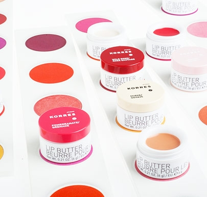Korres Lip Butters