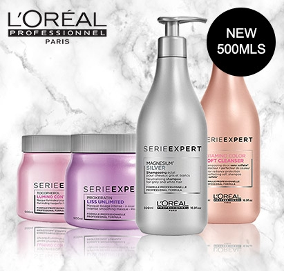 L'oreal Supersizes