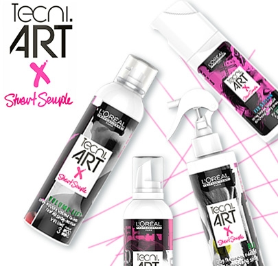 L'oreal Professionnel Tecni Art Limited Edtions