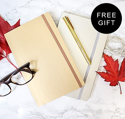 Free Choice of Notebook