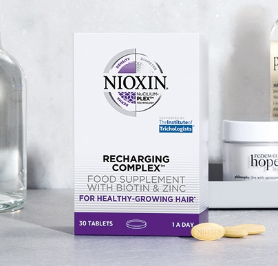 Nioxin Supplements
