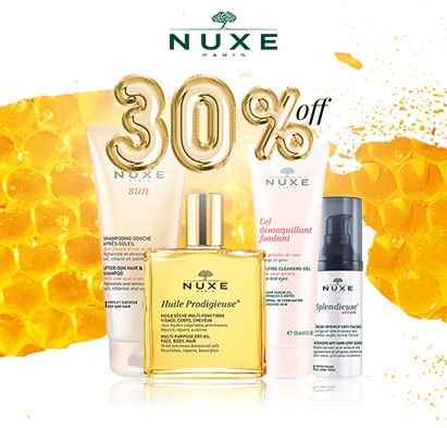 NUXE Flash Sale