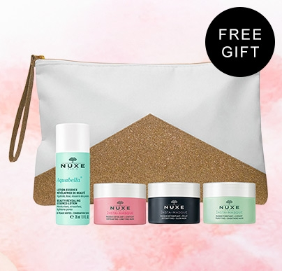NUXE Free Discovery Masques