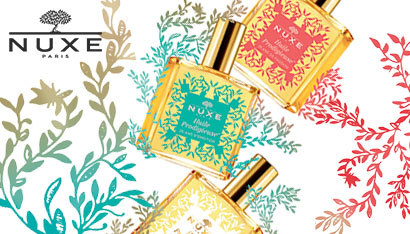 NUXE Limited Edition Oils