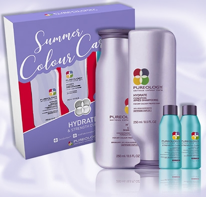Pureology Hydrate Summer Care Kit