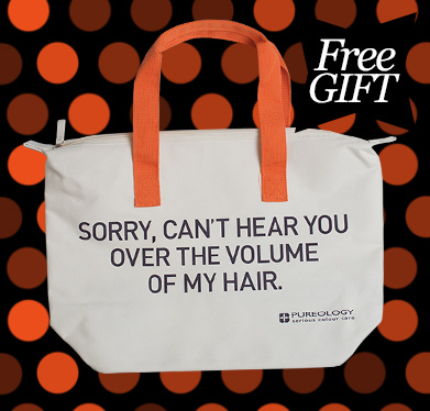 Pureology Free Volume Tote
