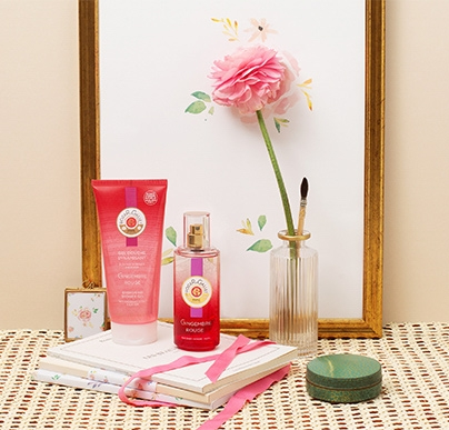 Roger and Gallet Fragrance Layering