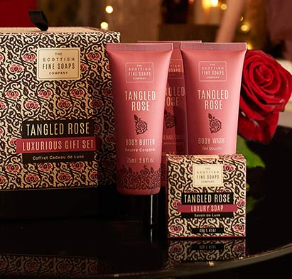 Tangled Rose by Scottish Fine Soaps