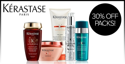 Kerastase Save 30% on Packs