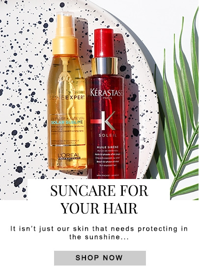 Suncare for Your Hair