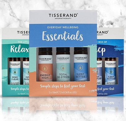 Tisserand Rollerball Oil Gifts
